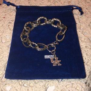 Charm bracelet, UK wildcats